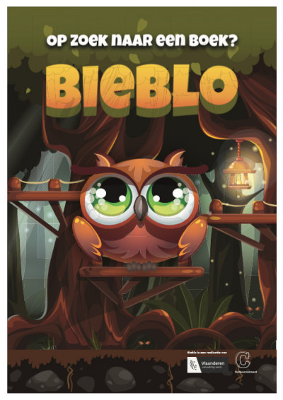 Nieuw in de bib: Bieblo!